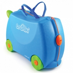 Win a Trunki Suitcase for Kids