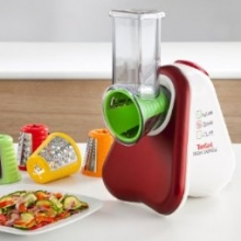 Win a Tefal 'Fresh Express' Food Slicer