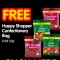 Free Bag of Happy Shopper Confectionery